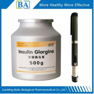 High Quality GMP/ISO9001 Insulin Glargine Injection
