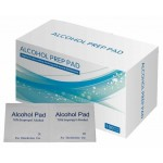 Cleaning and disinfection Alcohol prep pad